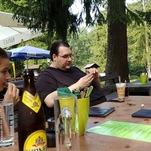 Sitiga, Luzineras und Manny im Waldheim