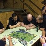 Deutsche Generäle starten den Blitzkrieg
